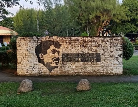 The plaza fronting Antique Provincial Capitol is named Evelio Javier Freedom Park in honor of the Antiqueno hero.
