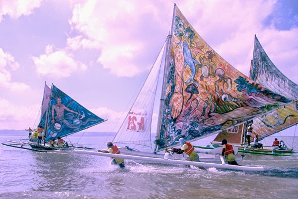 Treñas postpones Paraw Regatta Festival 2020 due to 2019-nCov scare