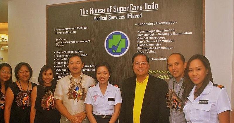 Supercare Iloilo opens with Mayor Jed Patrick Mabilog.