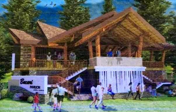 Bucari Pavilion