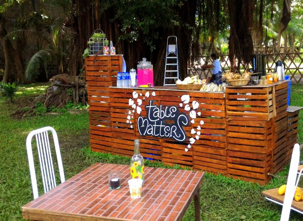Table Matters at Molo Mansion