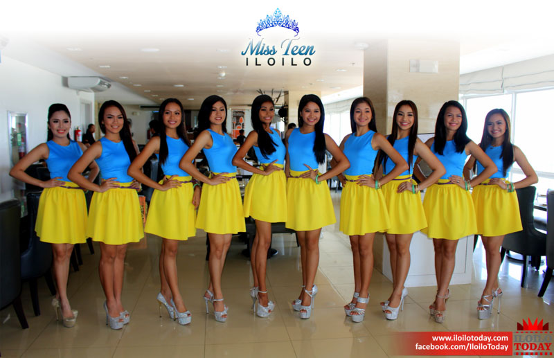 10 beauties vie for Miss Teen Iloilo crown