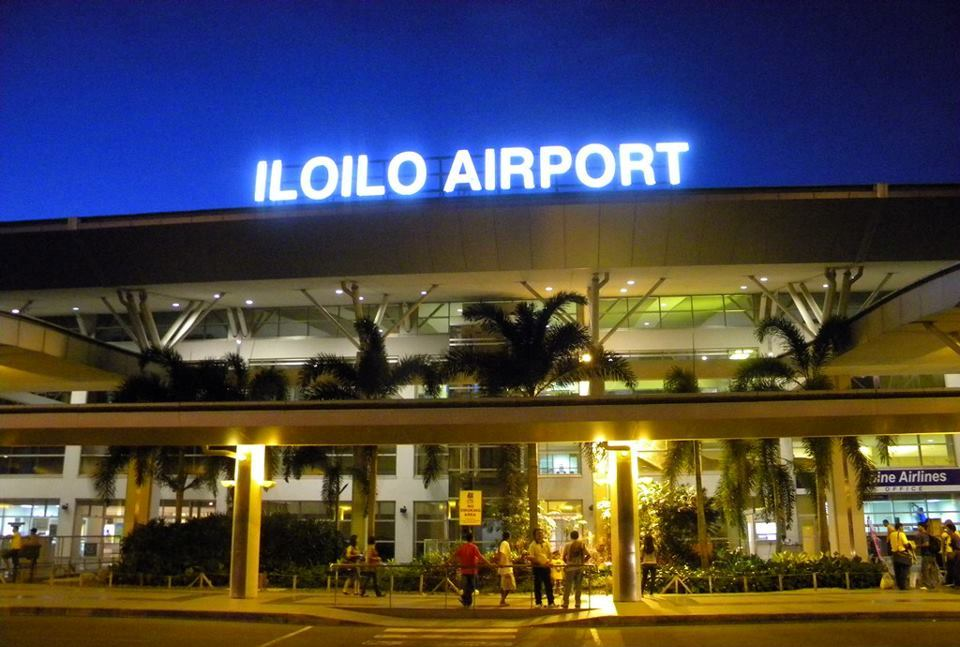 Iloilo International Airport is one of asia's best.