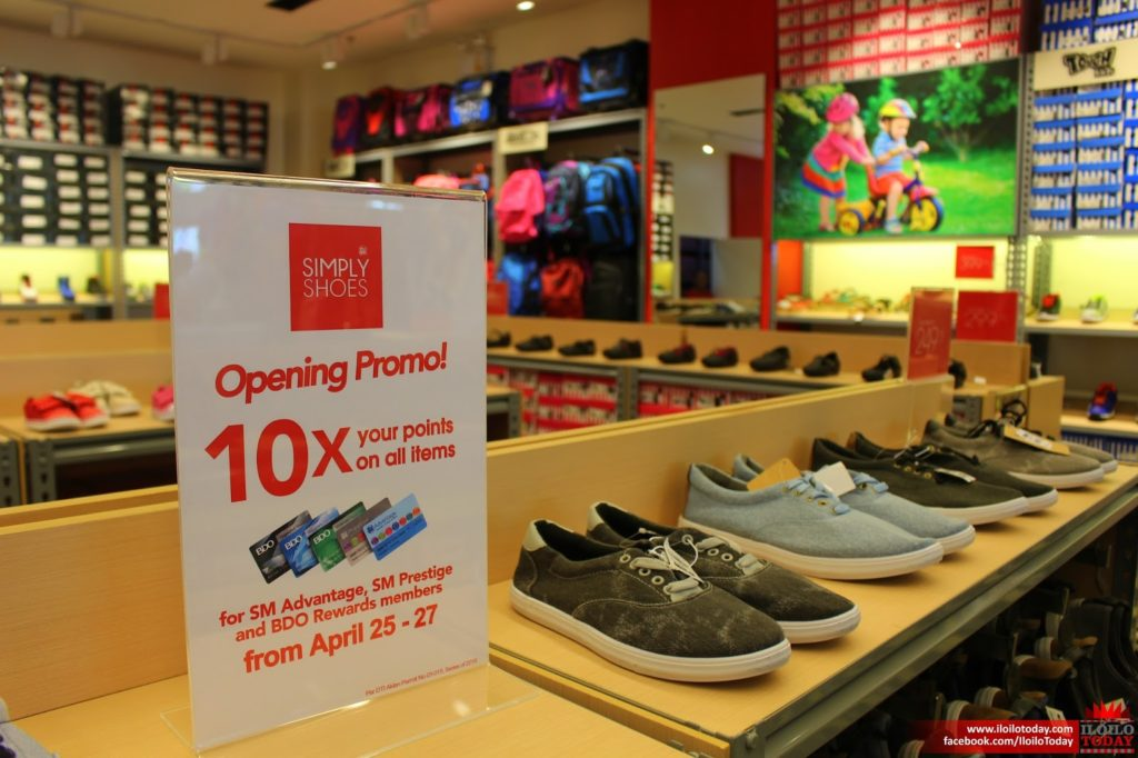 Simply Shoes opens 13th store at CityMall Kalibo - Iloilo Today
