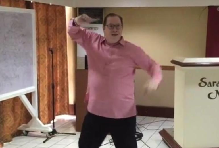 Dr. Tayag Zika dance