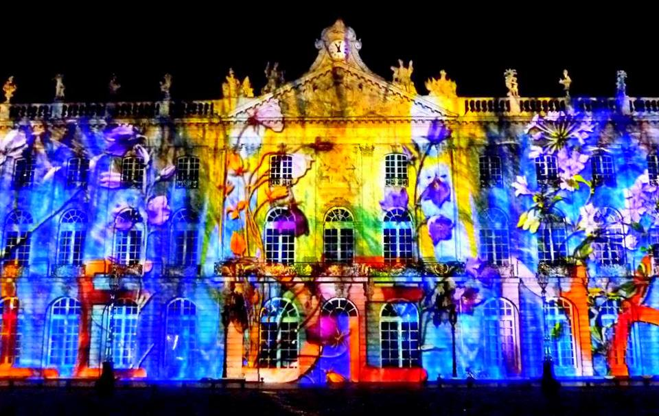 3D Mapping Lights Show Iloilo