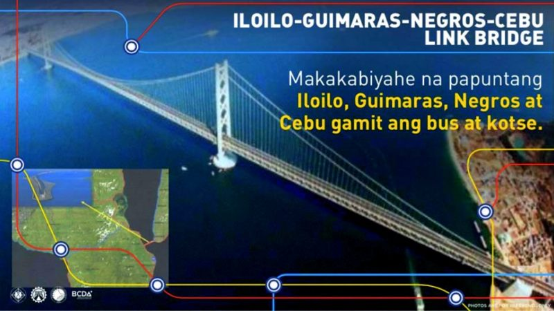 Iloilo-Guimaras-Negros bridge study to be completed this year