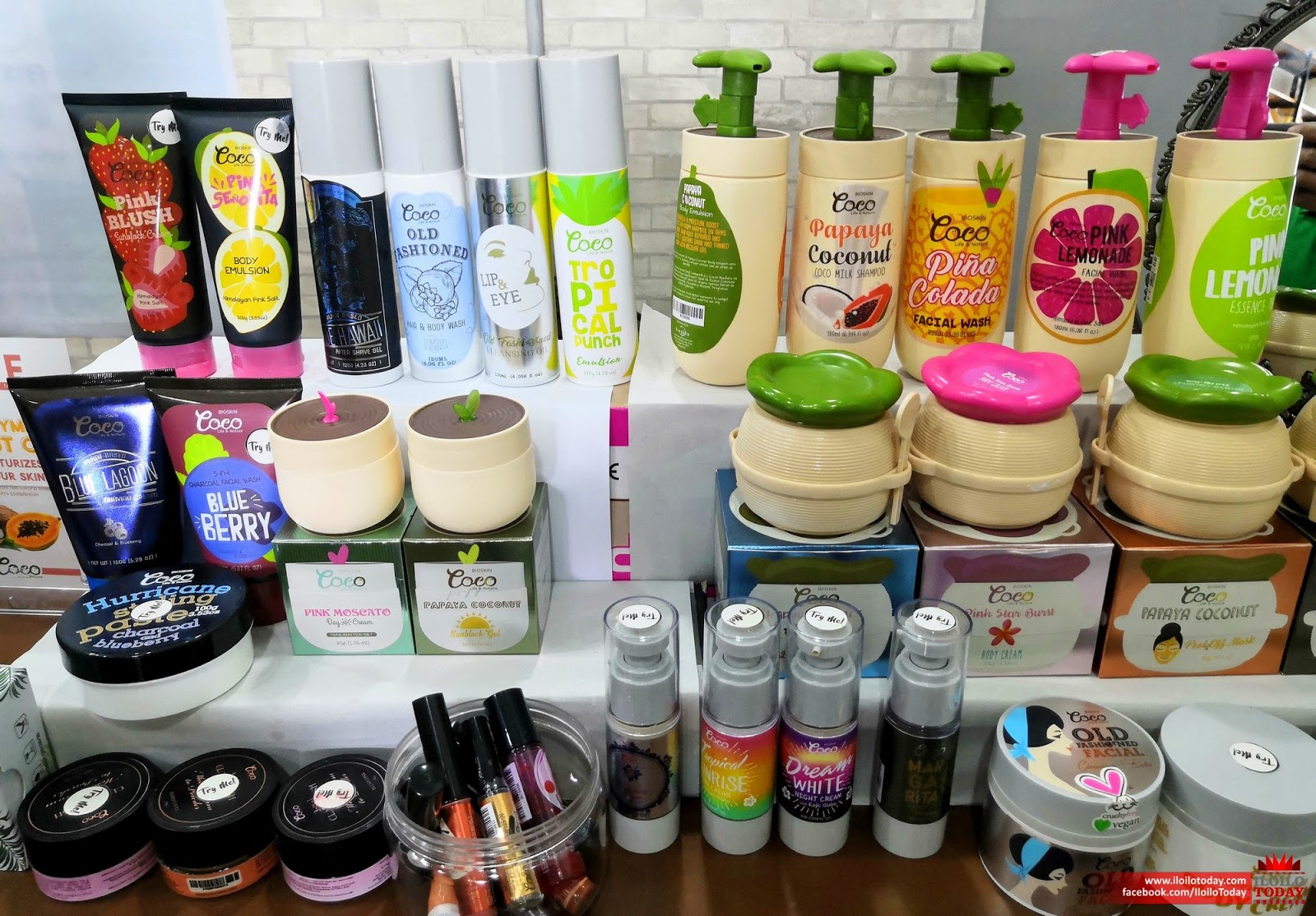 Top notch beauty products of Bioskin Iloilo.