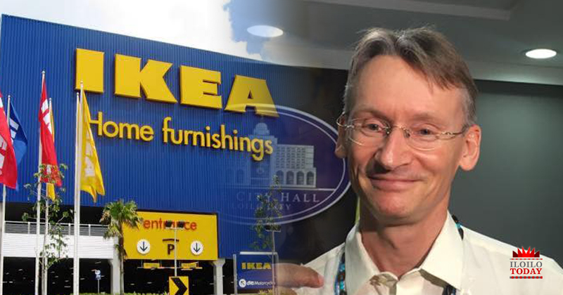 Swedish envoy to recommend Iloilo City as next site of IKEA store