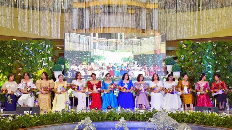 Iloilo City Government names 2019 Outstanding Women