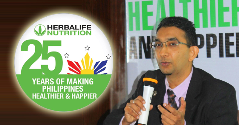 Herbalife Nutrition starts Wellness Tour 2019