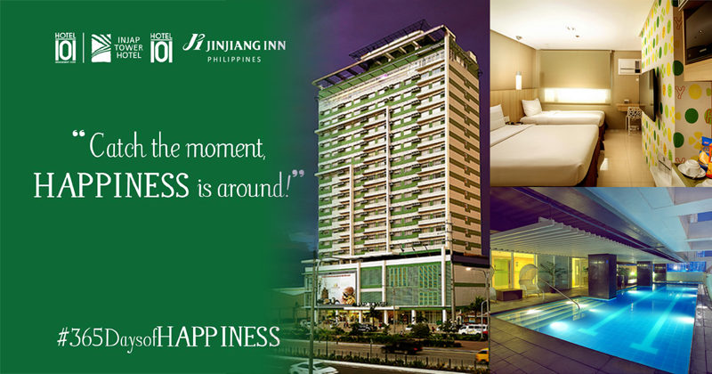 Hotel 101 Group launches #365DaysofHAPPINESS campaign