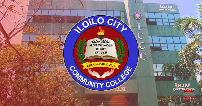 Iloilo City Community College entrance exam on May 7