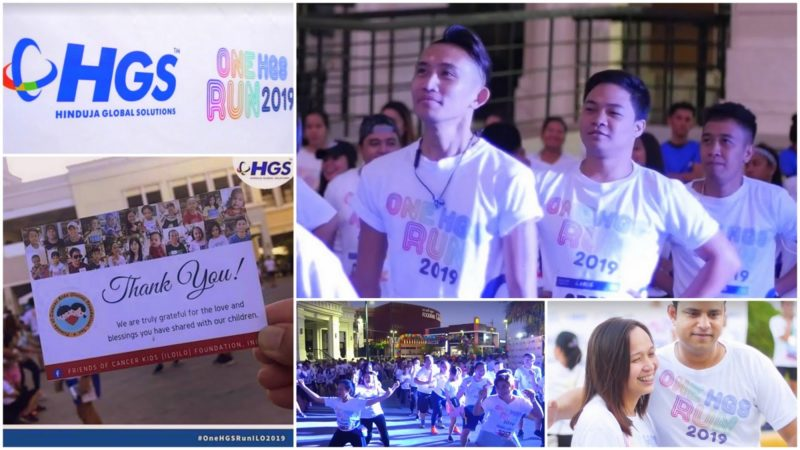 Over 500 runners join OneHGS Run 2019 for a cause