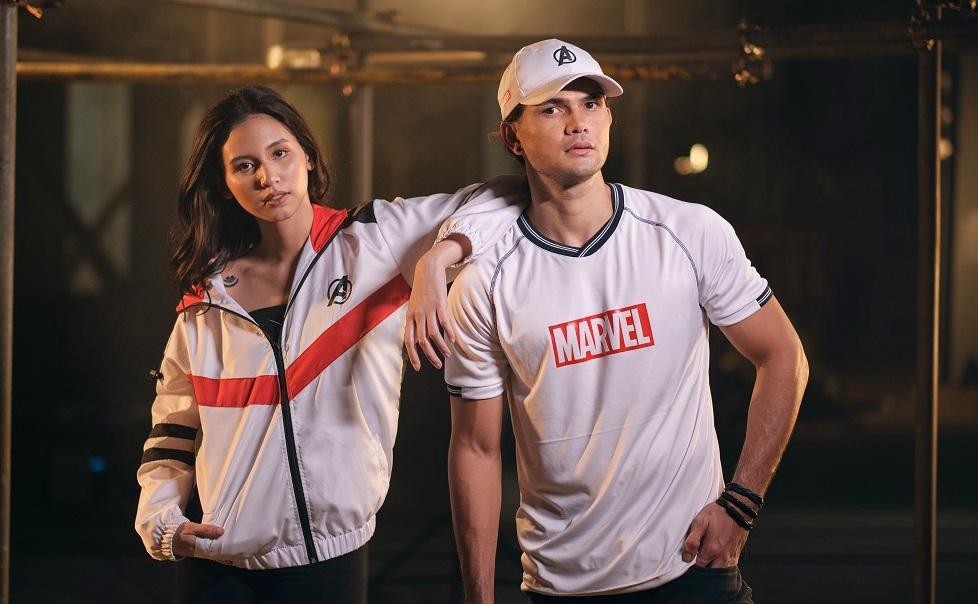 Globe Avengers apparel