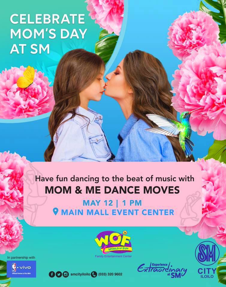 Mothers Day at SM City Iloilo
