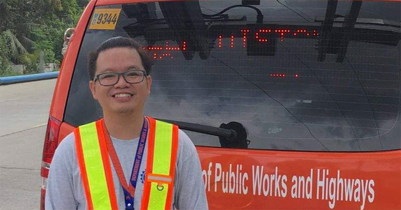 Engineer Ray Macalalag of DPWH to join World Road Congress