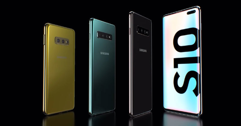 Samsung Galaxy S10 series gets 'Next Generation' mobile innovation