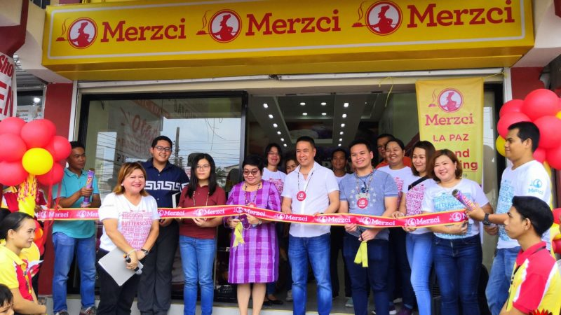 Merzci opens 8th Iloilo store in Lapaz