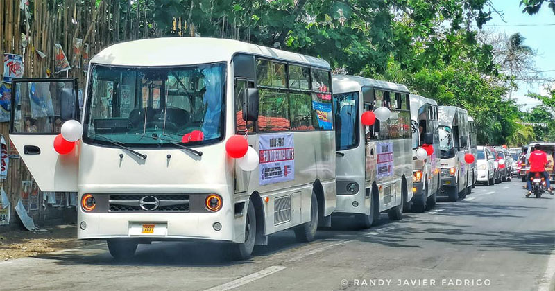 Modernized jeepneys to ply Iloilo City routes starting next week