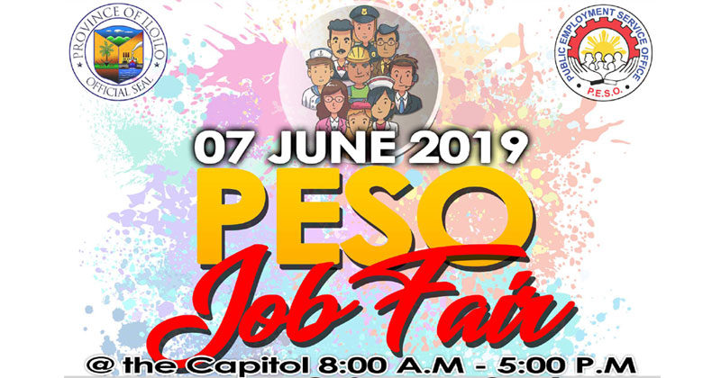 Over 38,000 vacancies in PESO Job Fair on June 7