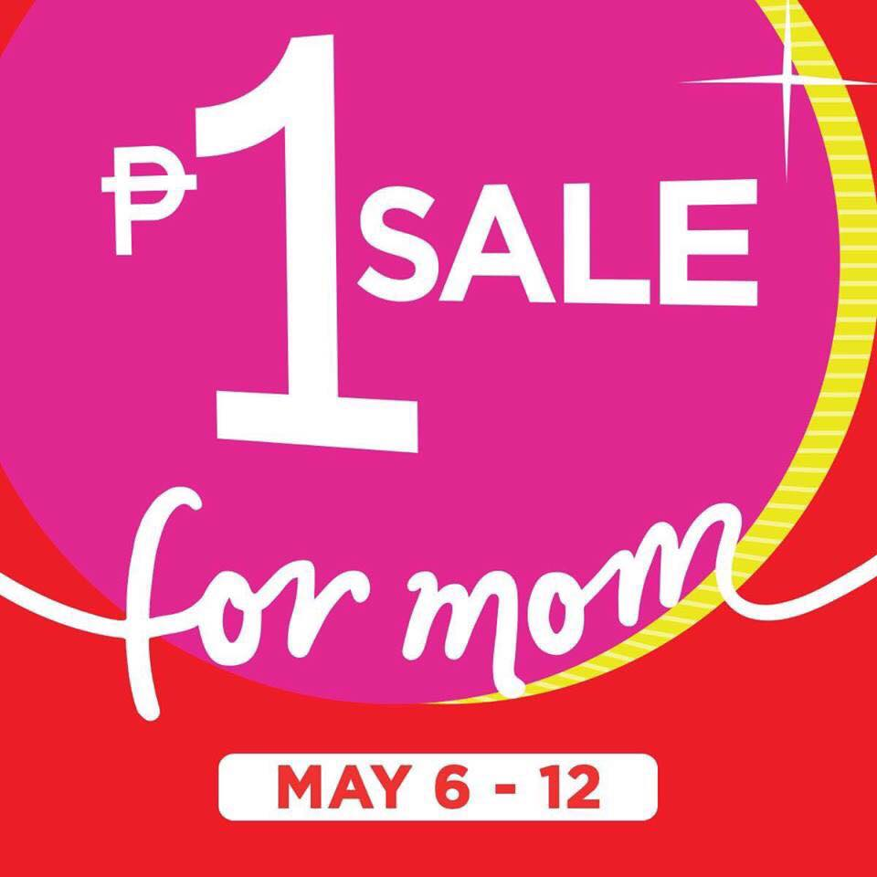 Piso Sale on Mother's Day