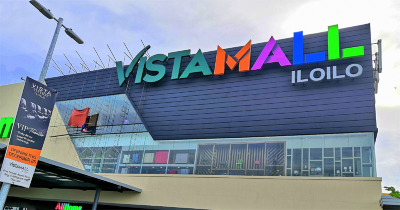 Vista Mall Iloilo celebrates 1st year with Crazy Piso Sale, Hakot Challenge