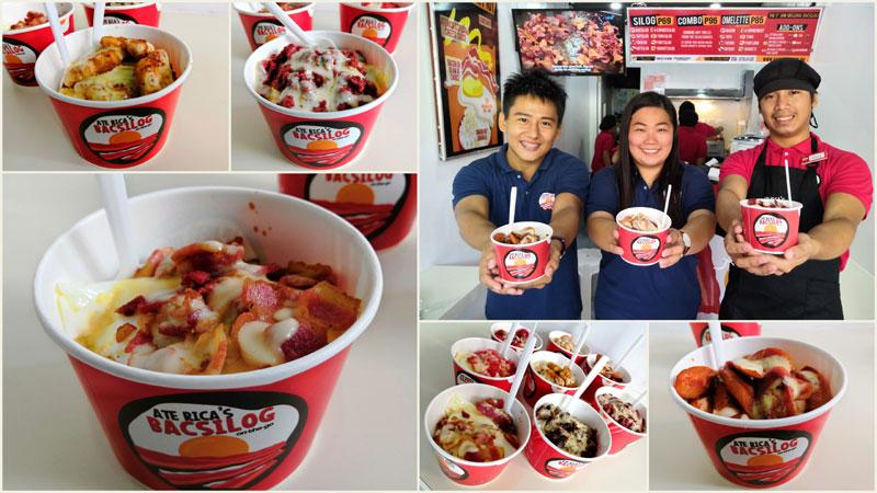 Ate Rica's Bacsilog opens CPU Iloilo store