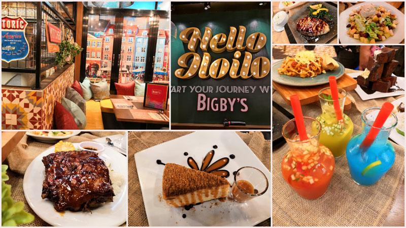 Bigby's Café & Restaurant opens SM City Iloilo branch