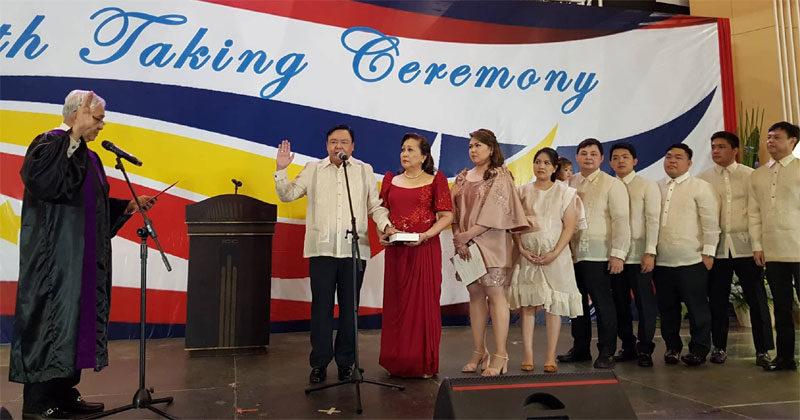 Treñas vows to turn 'WHEELS' of development for Ilonggos