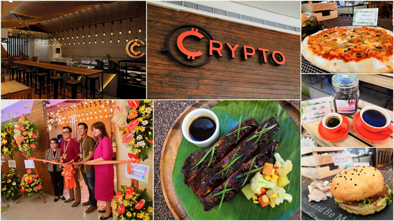 Crypto Cafe opens 2nd branch in SM City Iloilo