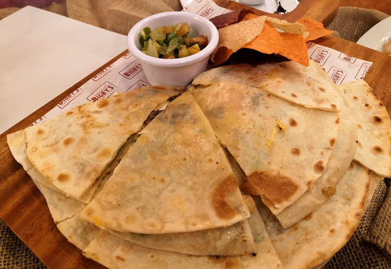 Tijuana Quesadillas