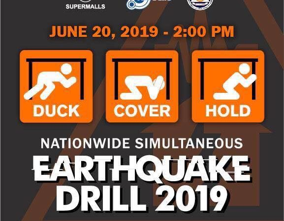 SM City Iloilo to join Nationwide Simultaneous Earthquake Drill today