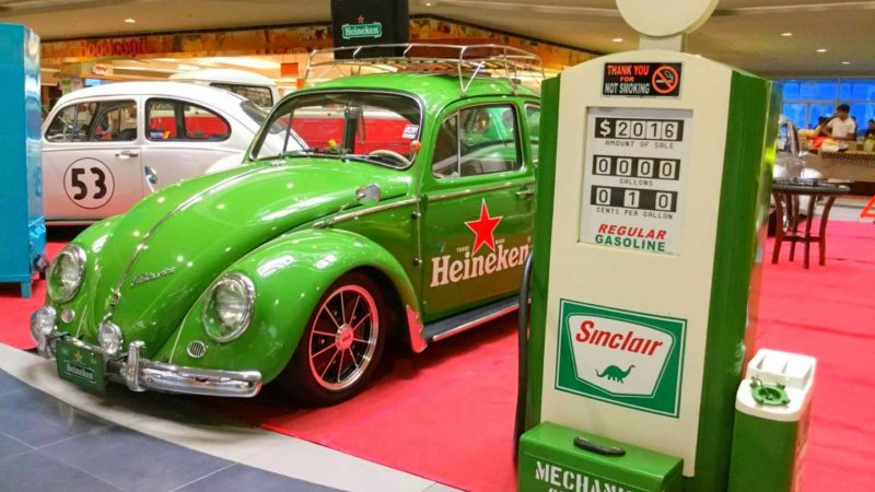 'Dad's Garage' features classic Volkswagens at SM City Iloilo