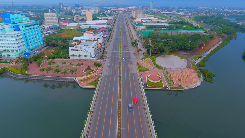 Iloilo City diversion road