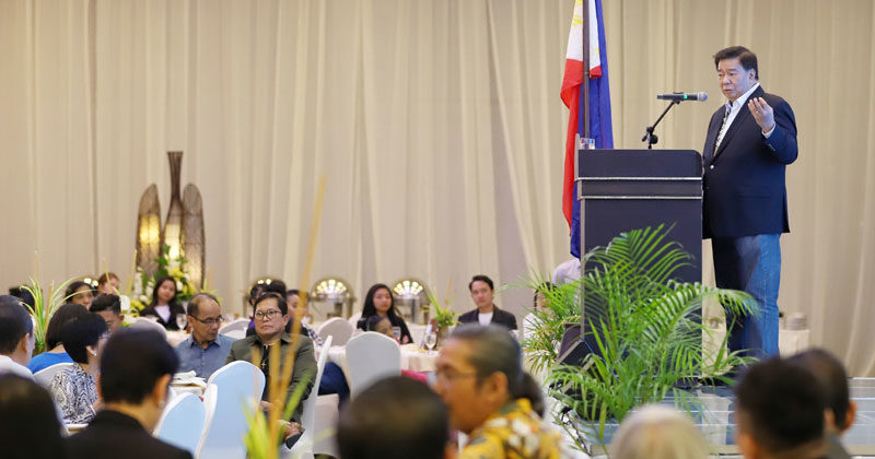 Drilon: Iloilo gaining ground as MICE destination