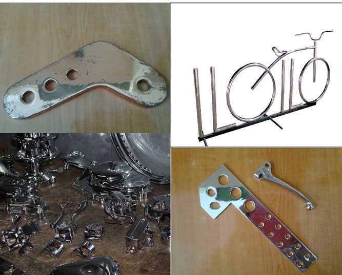 Electroplated metals by MAGS Pipe Bending and Steelworks