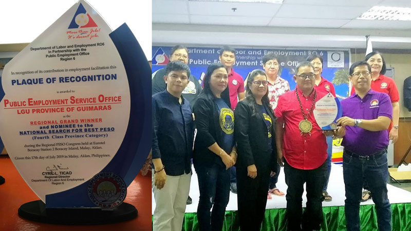 Guimaras vies for national best PESO tilt
