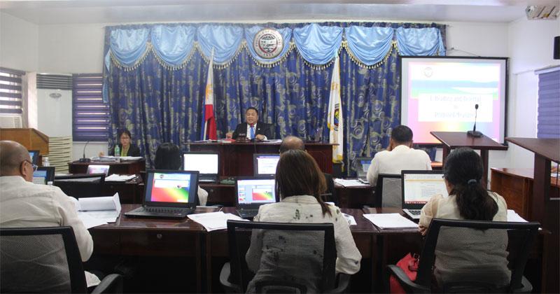 Guimaras Provincial Board or Sangguniang Bayan