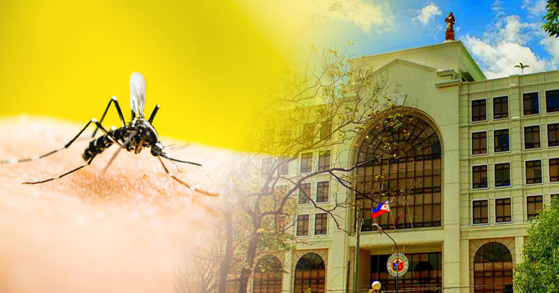 Iloilo City under state of calamity due to dengue