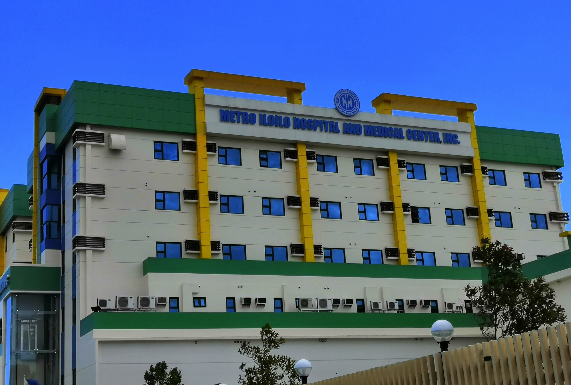 Metro Iloilo Hospital and Medical Center in Tagbak, Jaro.