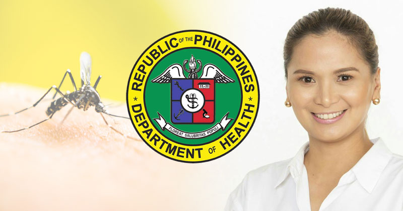 Baronda seeks DOH recommendation on class suspension due to dengue outbreak