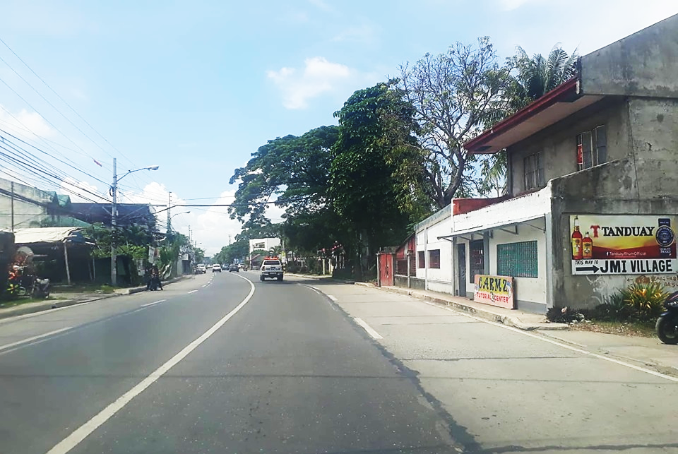 Trenas orders clearing of Iloilo City roads.