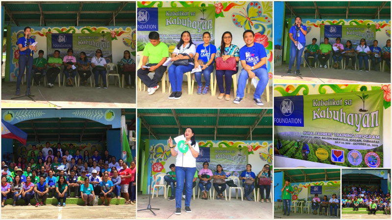 SM Foundation trains 200 farmers in Guimaras