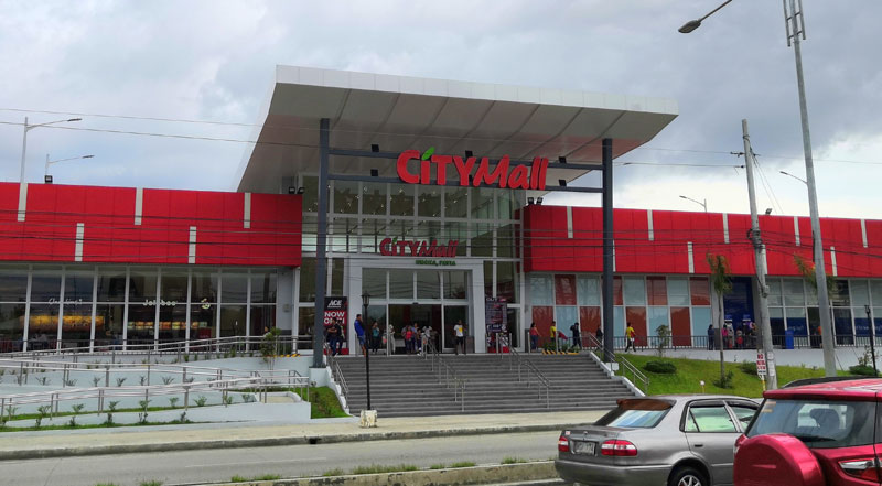 CityMall Ungka, Pavia. CityMalls all over the country will soon offer passport processing through DFA Passport on Wheels program.