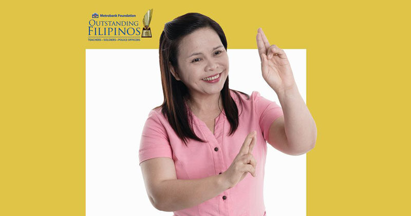 Ilongga teacher named one of Outstanding Filipinos