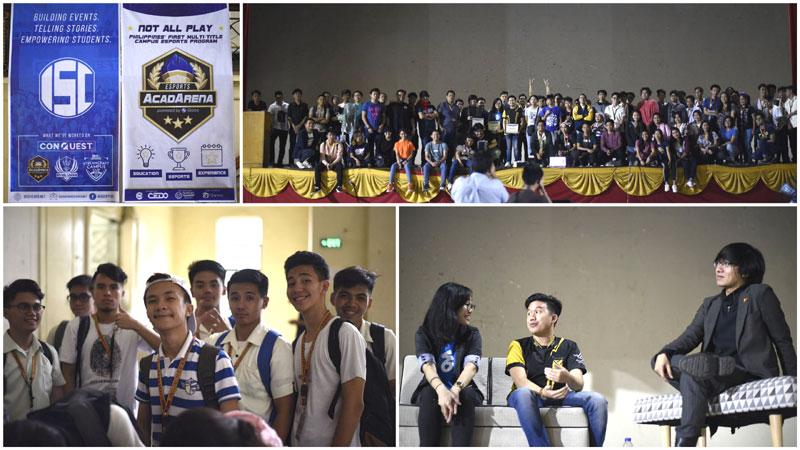 Globe AcadArena School Tour inspires Iloilo gaming community