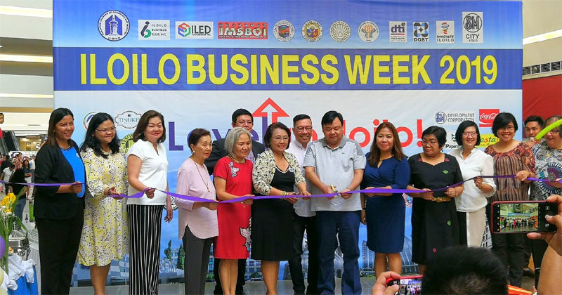 Iloilo Business Week 2019 opens at SM City Iloilo