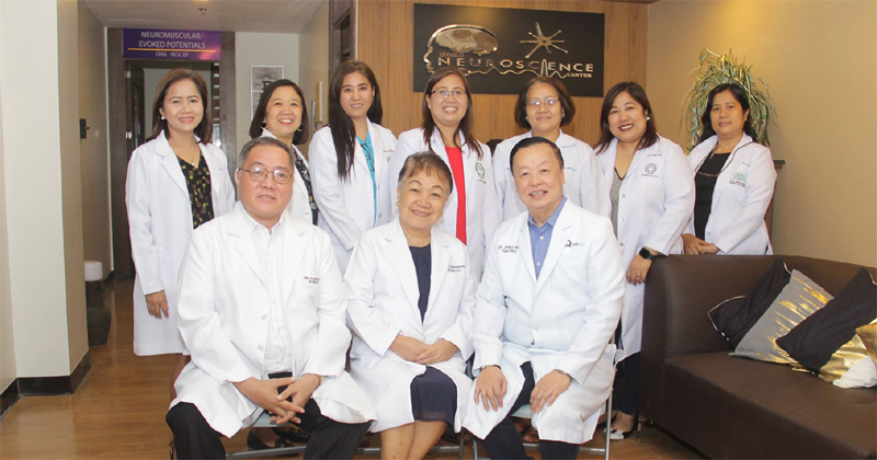 Iloilo Neuroscience doctors