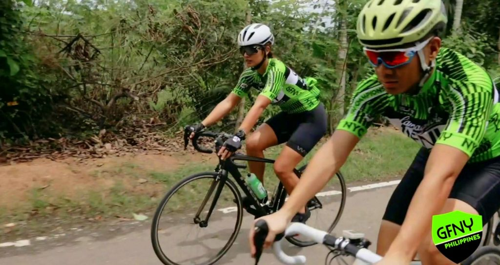 Around 300 bike riders will experience beautiful countryside as they pass through 14 Iloilo province.towns wh
